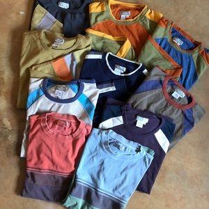 Bundle of 10 Territory Ahead Men's Shirts!